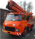 Avia A31 MP13, 1986, Truck mounted platforms