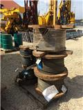 Hitachi KH 125 (new) Seile / Ropes, 2011, Drilling equipment accessories and parts