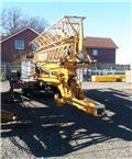 Liebherr 13 HM, 2012, Self erecting cranes