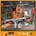 JBS YDP2540 Mobile Tractor Jaw Crusher, 2016, Crushers