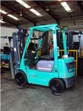 Mitsubishi FG15, Truck mounted forklifts