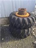 Harvester Wheels, 2012, Tyres