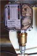 Sauter DFC17B59F001 Vakuum- tryckvakt, Sistemas de rega