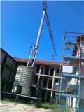 SAEZ GHT 3210, 2005, Self-erecting cranes