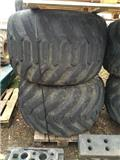 Шины Nokian 800x40-26,5 tires with wheels, for All models