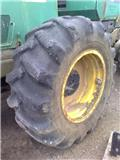 Trelleborg 600 x 34 wheels and tyres, 1996, Neumáticos