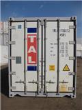 Carrier ML-3 2001, Contentores refrigerados