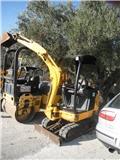 JCB 1CX, Mini excavators < 7t (Mini diggers), Construction