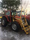 Massey Ferguson 575, 1981, Traktorer