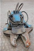 Ellinger BZ 15 Stahl, Schneidwerkzeuge