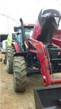 Case IH MXM130, 2005, Tractors