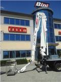 Cela DT 30, 2016, Truck mounted platforms