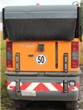 Подметальная машина Boschung S3, 2010 г., 6700 ч.