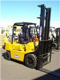 Hyster H 2.50 XL, Truck mounted forklifts