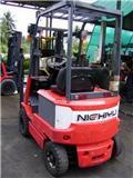 Nyk/Nichiyu FB15PN-60-300SF, Apiladores eléctricos autopropulsados