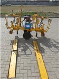 Hydraulic rail lifter GEISMAR CEMAFER LRM Road Rai, Railroad maintenance