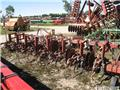 Noble 7 row scuffler/row crop cultivator, Row crop cultivators