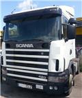 Scania 124-400, 2003, Cabezas tractoras