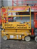 Haulotte Optimum  8, 2002, Scissor lifts
