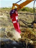 Socomec DMS 210 2,8-4,2t, Martillos hidráulicos