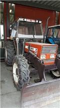 Fiat 666 DT, 1987, Traktor