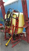 Hardi 1000, Sprayers