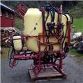 Hardi Master 1000, Sprayers