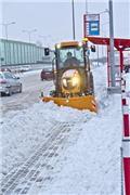 Vikplog til kompakt traktorer/lastbærere, 2016, Snøploger- og skjær