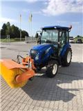 New Holland BOOMER 50, Tractores compactos