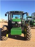 John Deere 6125R, 2014, Tractors
