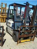 Komatsu FG15-15, Diesel Forklifts