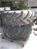 Firestone 650/75R32 u. 530-610/21,3-24, Wheels