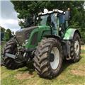 Fendt 936, 2007, Tractors