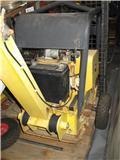 Masalta MSH30E, Plate compactors