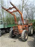 Fiat 580DT, Tractors