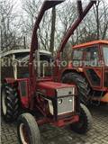 Трактор IHC 353 mit Frontlader und Verdeck, 1971