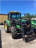 John Deere 6230 Premium, 2007, Traktorer