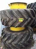 Michelin 620/70X30 DUBBELMONTAGE, 2013, Rattad