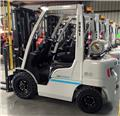 UniCarriers MP1F2A25LV, 2016, Nestekaasutrukit