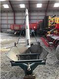 Jema Korn/gødningssnegl hydraulisk m. hjul、其他施肥機械和配件