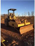 Caterpillar CP 563 E, 2007, Single drum rollers