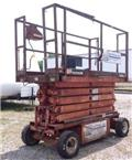Economy SP2544, Scissor lifts