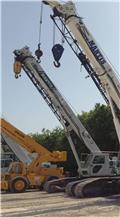 Mantis 6010, 2006, Track mounted cranes