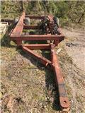 Miller 1500、2005、圓盤耙