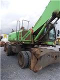 Sennebogen 840 M、2006、旋轉式挖土機(掘鑿機,挖掘機)