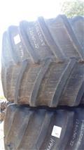 Firestone 1250/45-32, Hjul, Dæk og Fælge