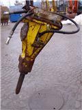 Atlas Copco SBC 610, Hydraulik / Trykluft hammere