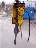 Atlas Copco TEX 75 H, Hydraulik / Trykluft hammere