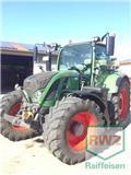 Fendt 724 Profi Plus, 2013, Tractores