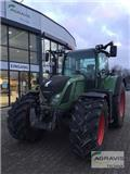 Fendt 724 Vario SCR Profi Plus, 2014, Tractors